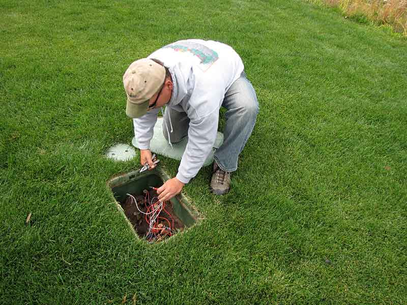 Sprinkler System Repair Service : Sprinkler and irrigation systems jackson wy