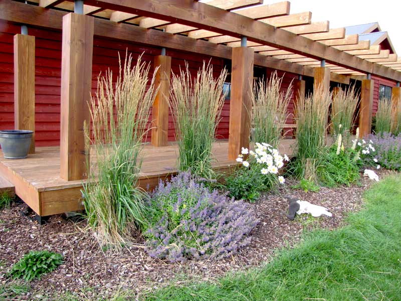 Landscaping in Jackson WY - South Park