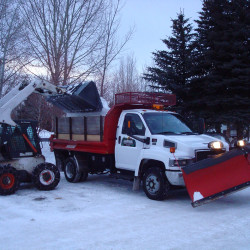Snow Removal Jackson Wyoming